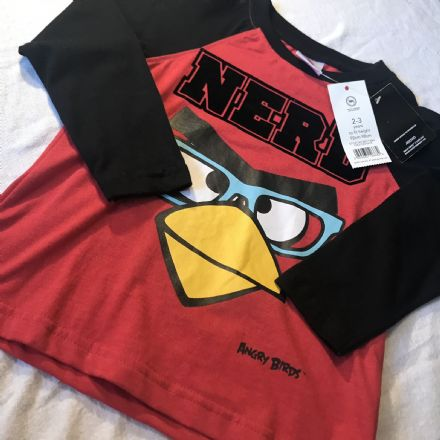 2-3 Year Angry Bird Top